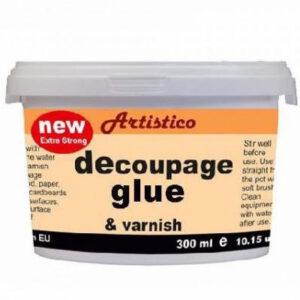 Artistico Decoupage Glue 300ml