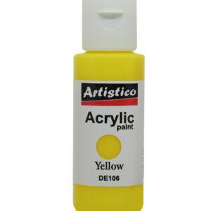 Ακρυλικό Artistico 106 Yellow 60ml