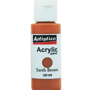 Ακρυλικό Artistico 108 Earth Brown60ml