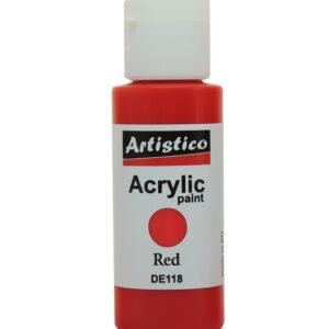 Ακρυλικό Artistico 118 Red 60ml