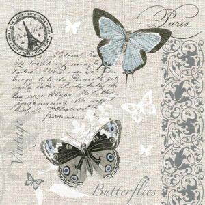 Χαρτοπετσέτα Πεταλούδα