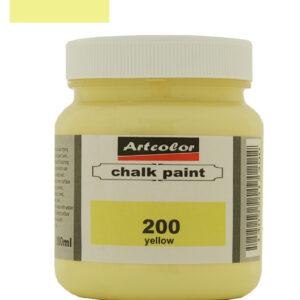 Χρώμα Κιμωλίας 200 Yellow 300ml