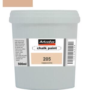 Χρώμα Κιμωλίας 205 Cappuccino 500ml