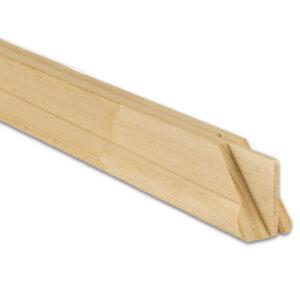 Ξύλο σφήνας μέτρου