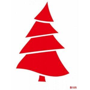 Στένσιλ Χριστουγεννιάτικα