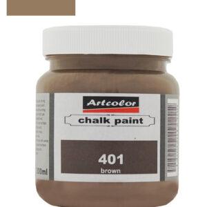 Χρώμα Κιμωλίας 401 Brown 300ml
