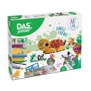 Σετ Χειροτεχνίας Jungle Friends Das Junior Art Lab