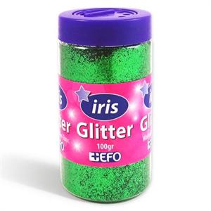Glitter Πράσινο