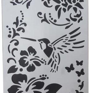 Στένσιλ Λουλούδι-Άνθη