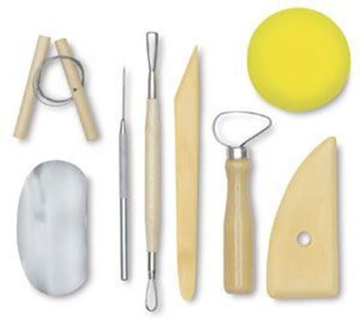 Εργαλεία Γλυπτικής