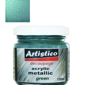 Artistico Metallic Green 120ml